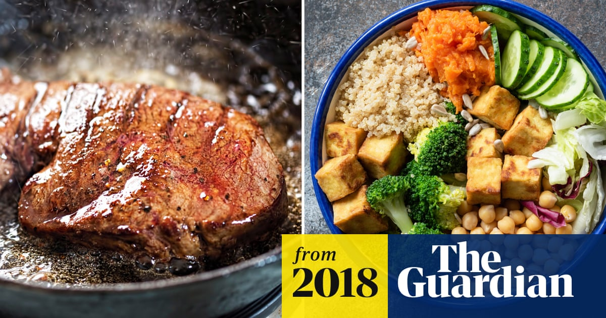 Huge reduction in meat-eating 'essential' to avoid climate breakdown