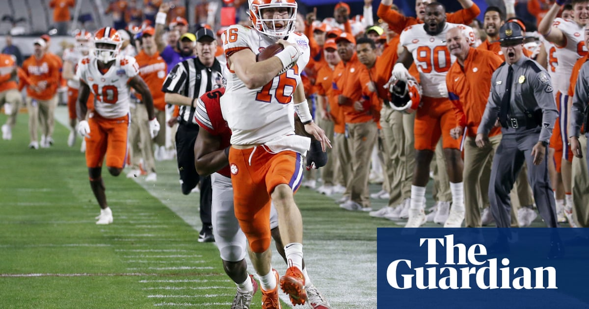 NFL 2021 mock draft: Trevor Lawrence is No1 but who are the sleeper picks?