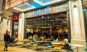 The Turtle Bay chain is alleged to be still making staff pay a table levy.