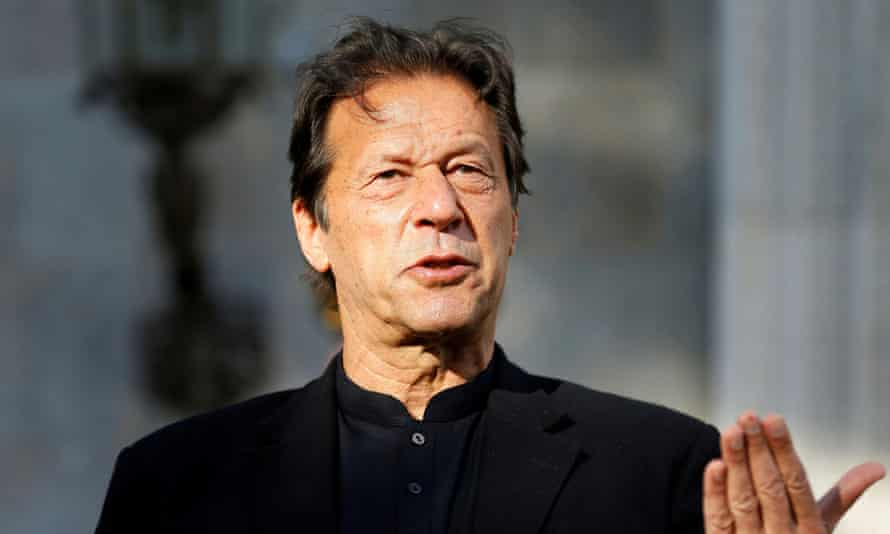 The first term of the commission came to an end in May 2019, months after Imran Khan became Pakistan's prime minister.