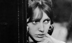 Affecting and austere … Anne Wiazemsky in Pier Paolo Pasolini's Teorema.