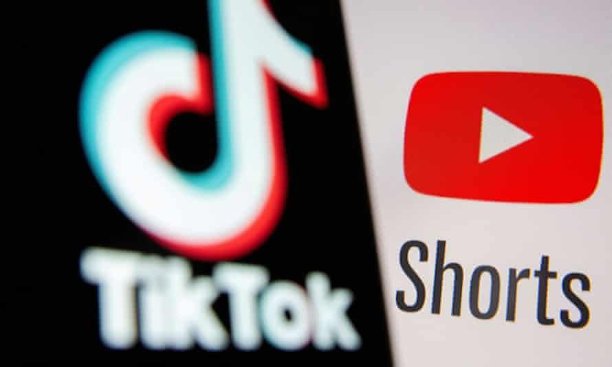 TikTok and Youtube Shorts logo
