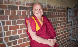 Matthieu Ricard, known as the happiness guru, is donating his speaker fees to a humanitarian NGO.