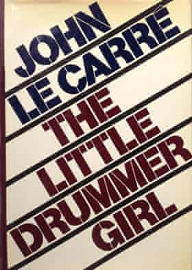 Cover of The Little Drummer Girl by John Le Carré
