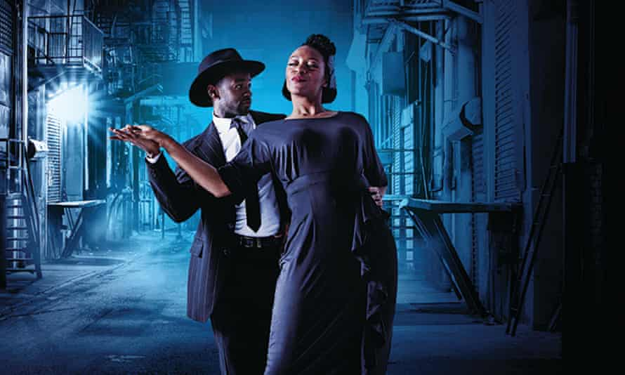 One of the greatest musicals, relocated to Harlem … Guys and Dolls.