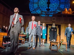 This House by James Graham at the Garrick Theatre