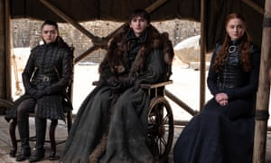 Game Of Thrones<br>Series finale. The fate of the Seven Kingdoms is at stake as the final chapter of Game of Thrones is written.