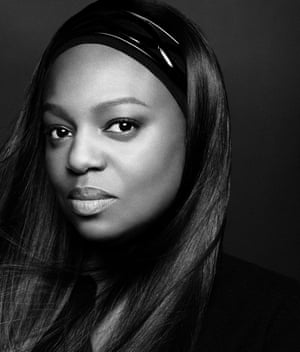 Makeup artist Pat McGrath, who picked up the Isabella Blow award for fashion creator at the 2017 Fashion awards.