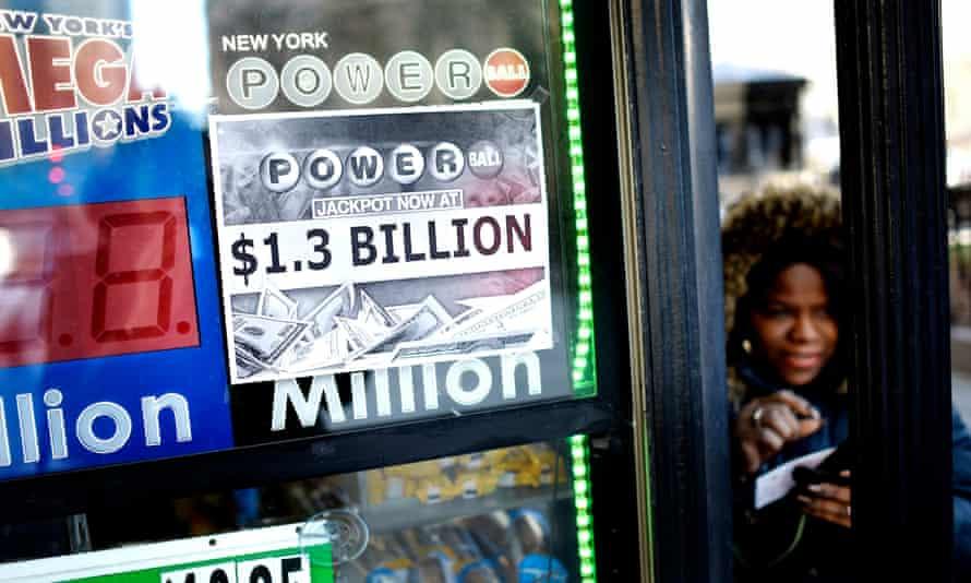 Powerball record jackpot winnings financial planning