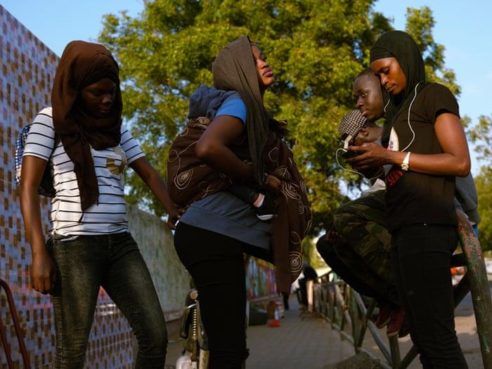 Rap Does Not Shut Up Hip Hop Women Of Senegal World News
