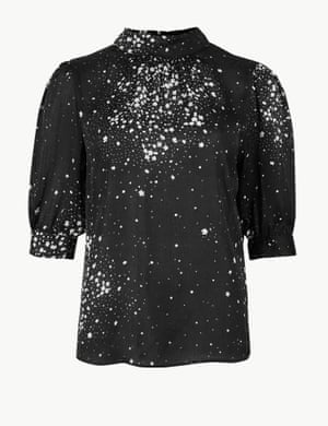 e66a3172e47b Chic and simple  the 10 best going-out tops - in pictures