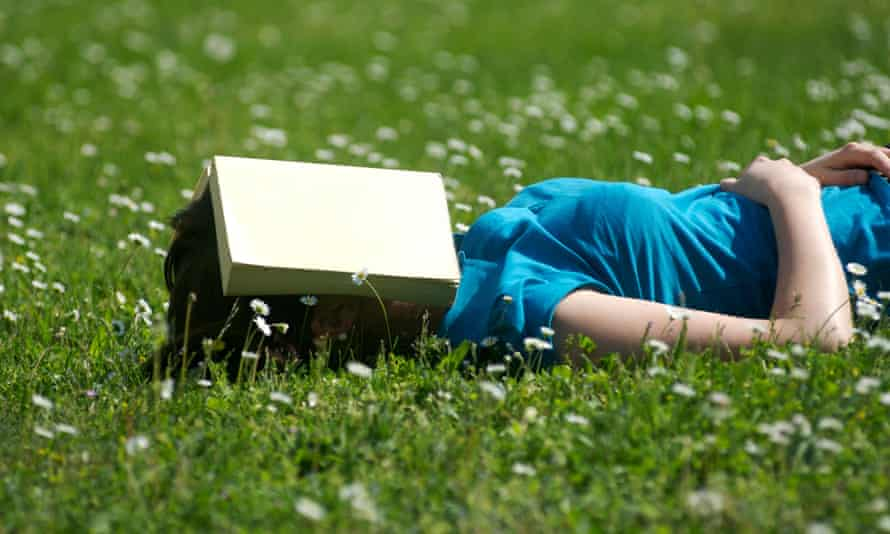 Activities that promote mind-wandering, such as reading literature, are hugely restorative.