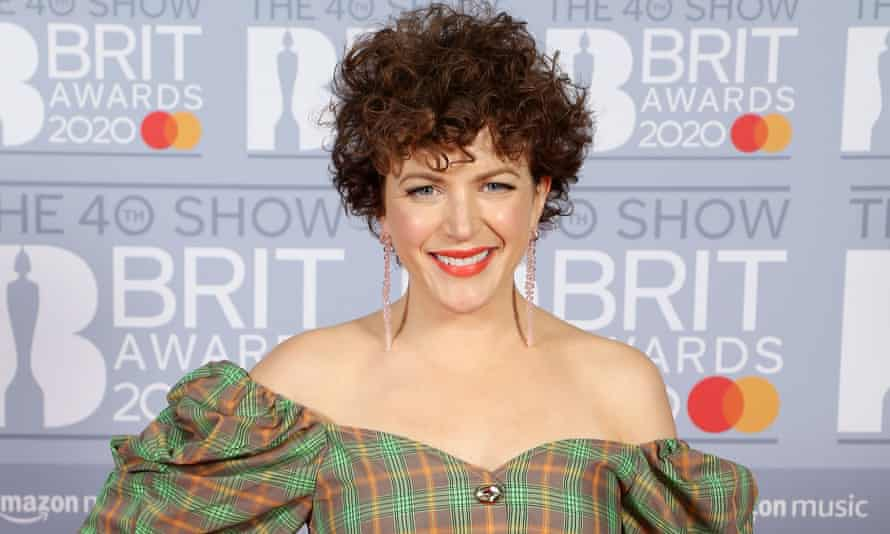 Annie Mac, who is leaving Radio 1 after 17 years.