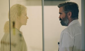 The Killing of a Sacred Deer film still