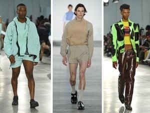 Fashion East.