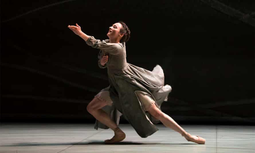 Dreda Blow in Cathy Marston's Jane Eyre for Northern Ballet.