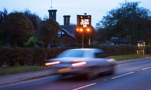 All new UK cars to have speed limiters by 2022 under EU