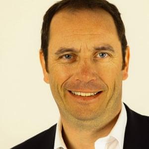 Howard Stevenson of Nottingham University