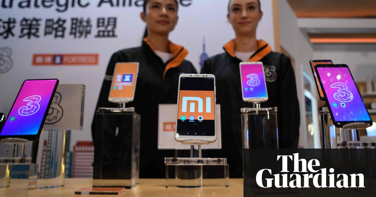 Xiaomi to sell smartphones in UK through Three