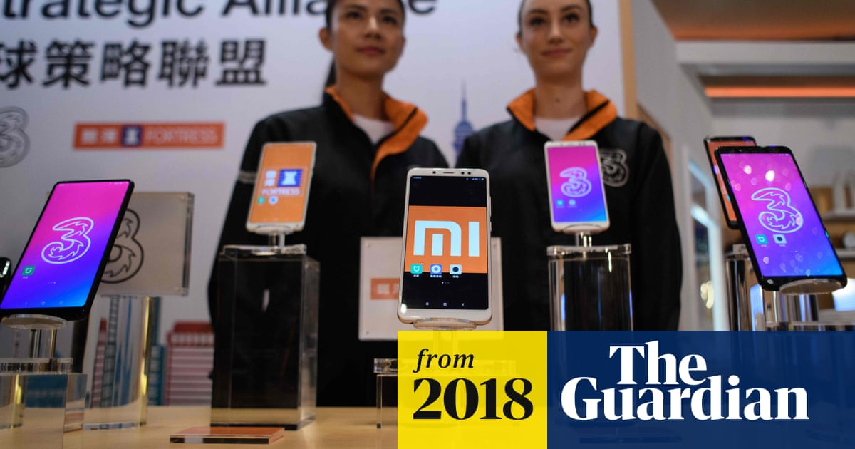 Xiaomi to sell smartphones in UK through Three   Technology