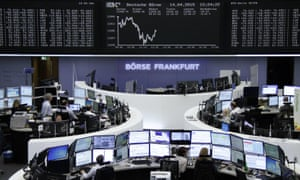 European markets including Germany's Dax fall on Greek concerns