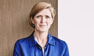 Samantha Power: 'To fall flat in such a public way and to