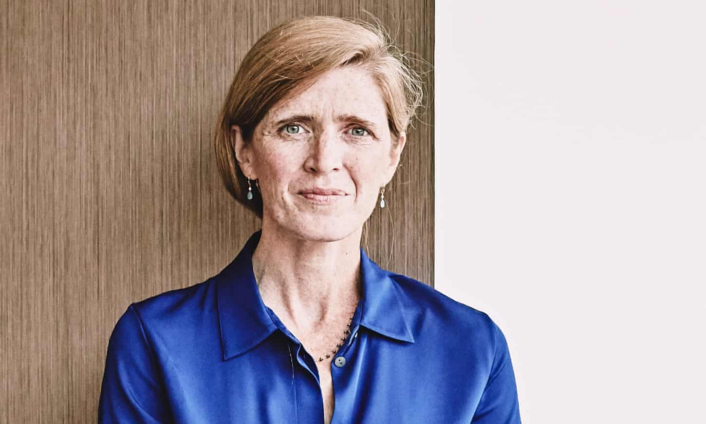 Samantha Power: 'To fall flat in such a public way and to have no job ... I was a wandering person'