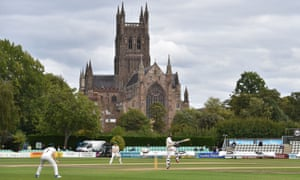Worcestershire's New Road