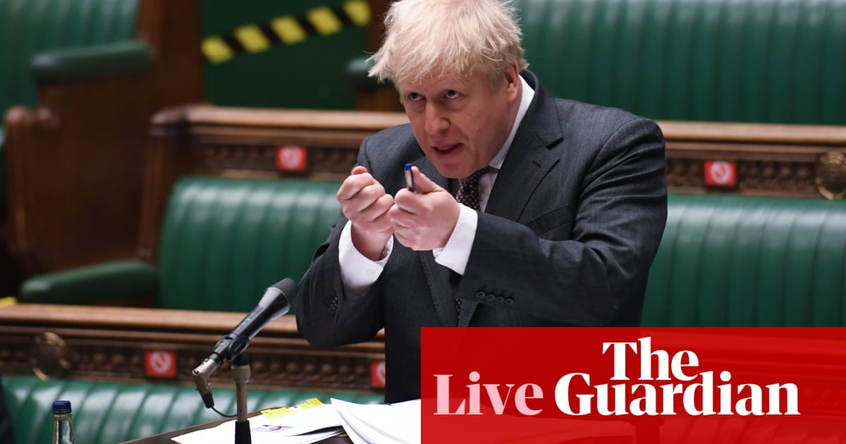 Minister defends right of business leaders to call PM as 'government by WhatsApp' controversy continues – politics live