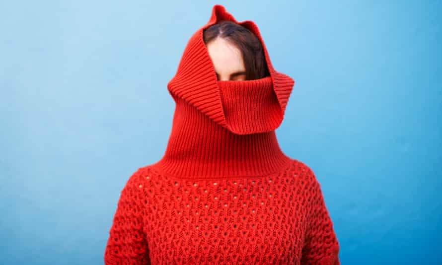 'I can't admit how long I've been wearing today's jumper or someone will alert social services.'