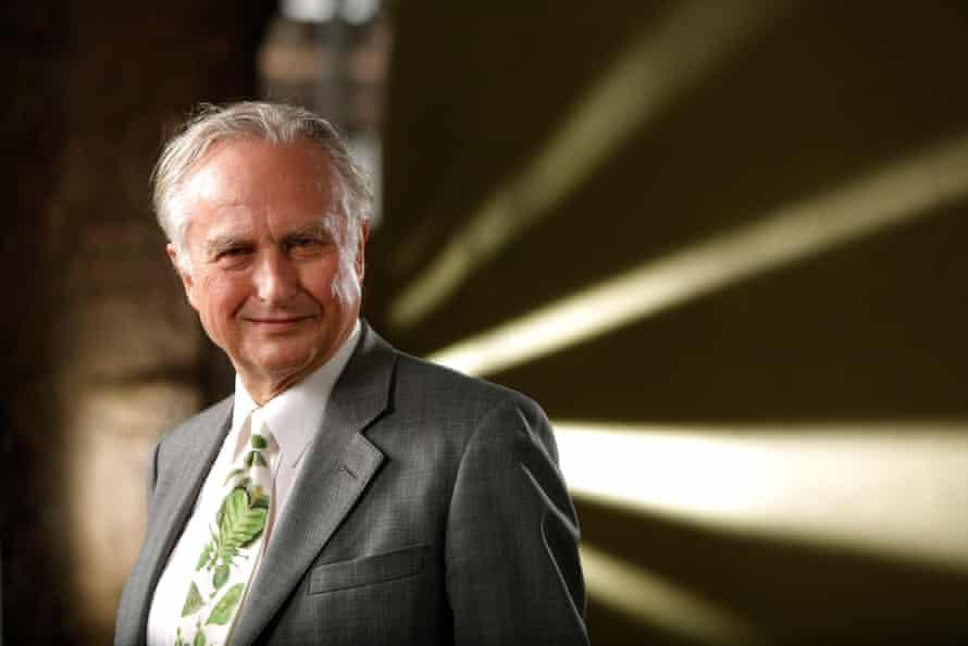 Richard Dawkins in 2014