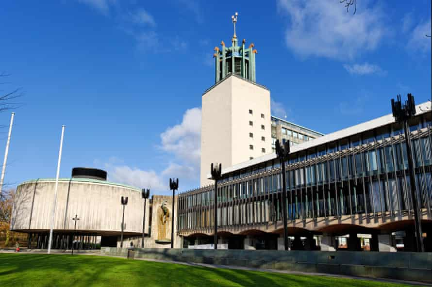 Renting out Newcastle's Civic Centre is 'something that's got to hep us deliver services', says councillor Ged Bell.