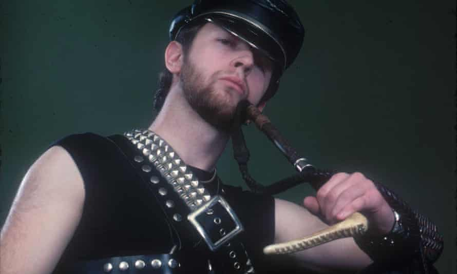 Judas Priest's Rob Halford in 1979