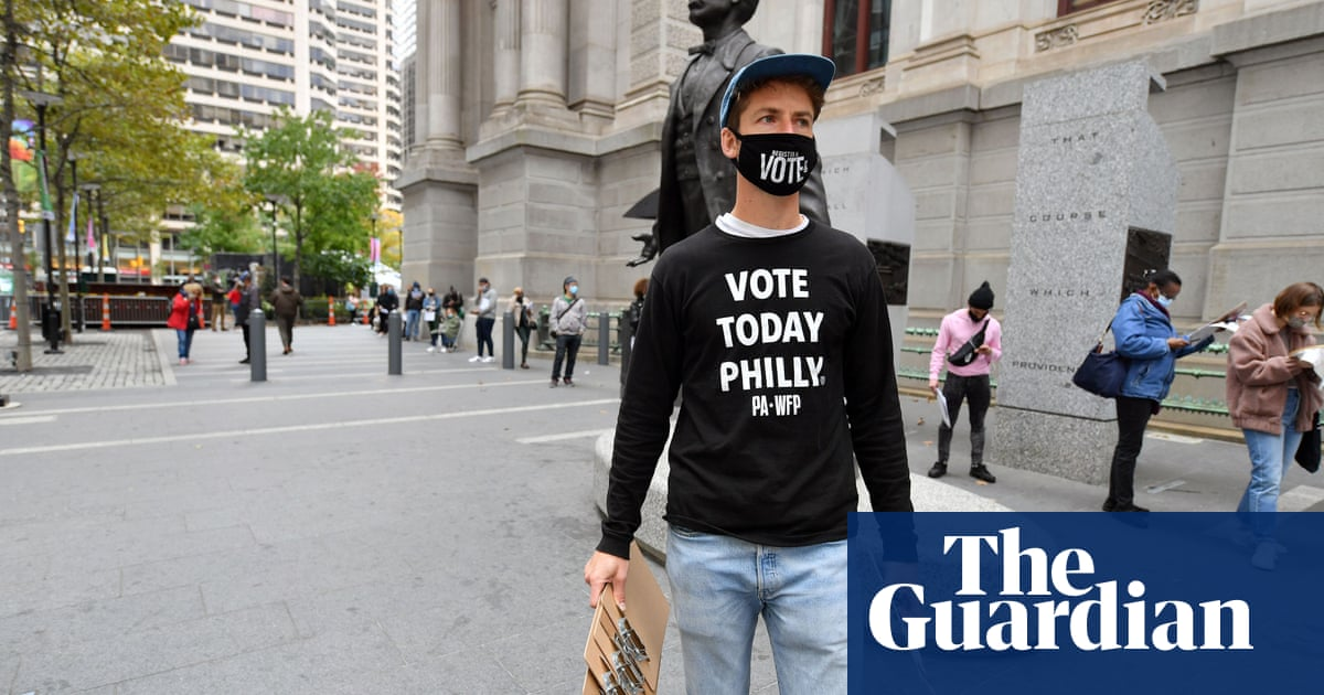 US supreme court deals setback to Republicans over mail-in voting in key states – The Guardian