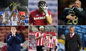 The agony and ecstasy of life in the Championship.