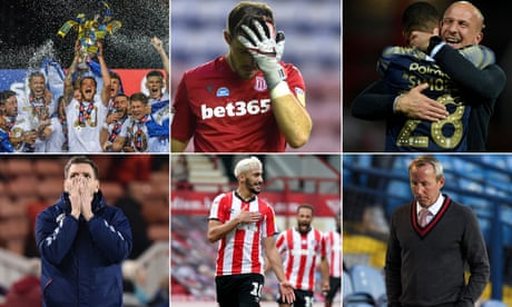 The winners and losers in the Championship this season