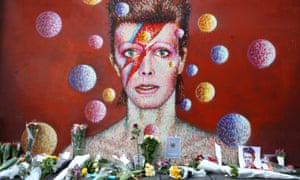 Tributes to David Bowie