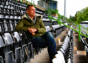 Forest Green Rovers owner Dale Vince.