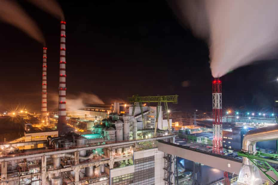 Eesti Energia oil shale production