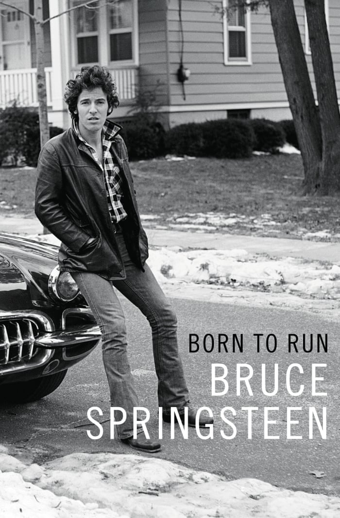 Bruce Springsteen Born To Write Music The Guardian