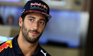 Daniel Ricciardo's one victory this season came in Azerbaijan