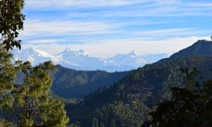 Trekking  in the Indian Himalayas