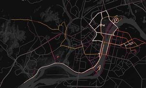 Worried about Strava? It's not the only app mapping our