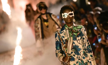 Gucci dances with death in high-glamour horror show