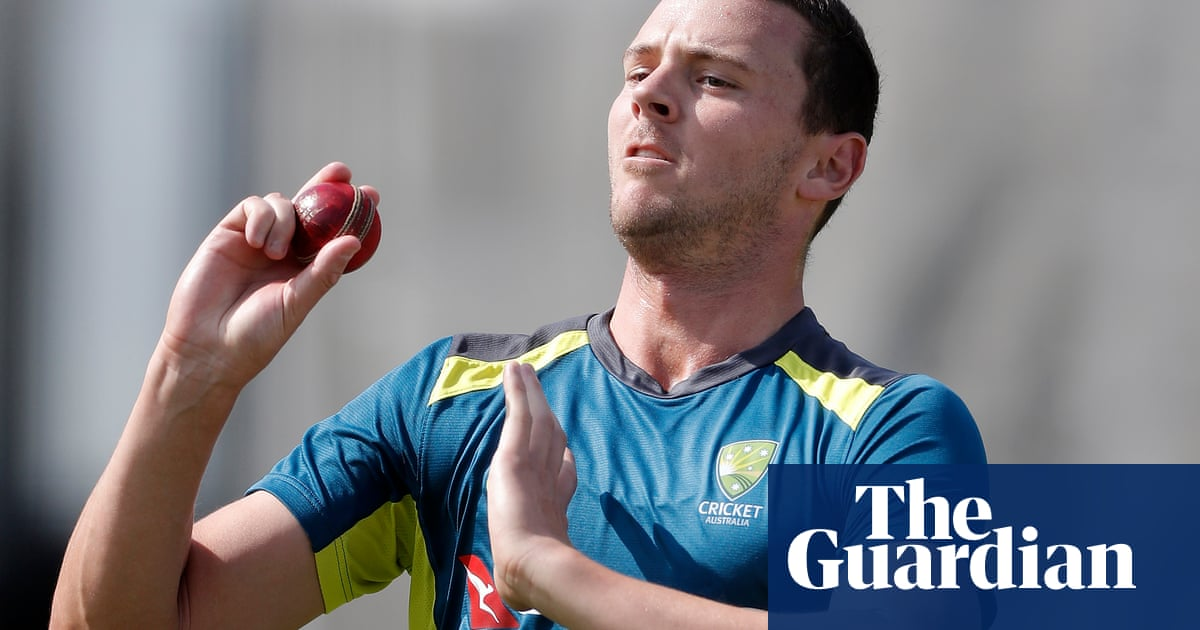 Hazlewood and Starc in the frame for Australia at Lord's as Pattinson dropped