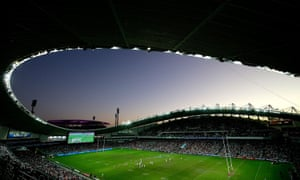 Allianz Stadium in Sydney, which the NSW government plans to rebuild.