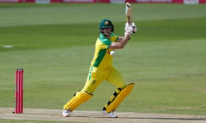 Australia's Steve Smith was struck on the head in nets with a ball delivered by a coach.