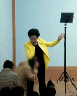 Pastor Shin Ok-ju is under investigation for allegedly abusing and enslaving her followers.