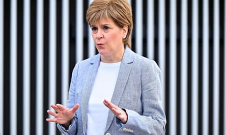 UK Covid live: Scotland keeps restrictions amid 40% case rise; nearly 250,000 English pupils missing school