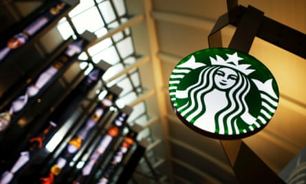 A Starbucks store